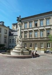 Fontaine à Schifflange
