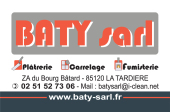 Logo Baty sarl