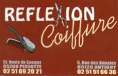 Logo Reflexion Coiffure