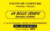 Logo La belle coupe