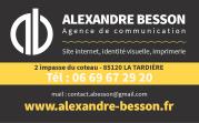 Logo Alexandre Besson