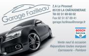 Logo Garage Fazilleau