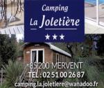 Logo Camping La Joletière