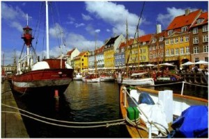 Port de plaisance de Frederikssund