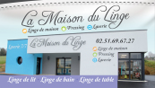 Logo La Maison du Linge