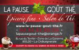 Logo La Pause Goût Thé