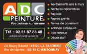 Logo ADC peinture