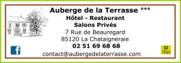 Logo Auberge de la Terrasse