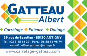 Logo Albert Gatteau