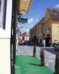 Rues de Szentendre